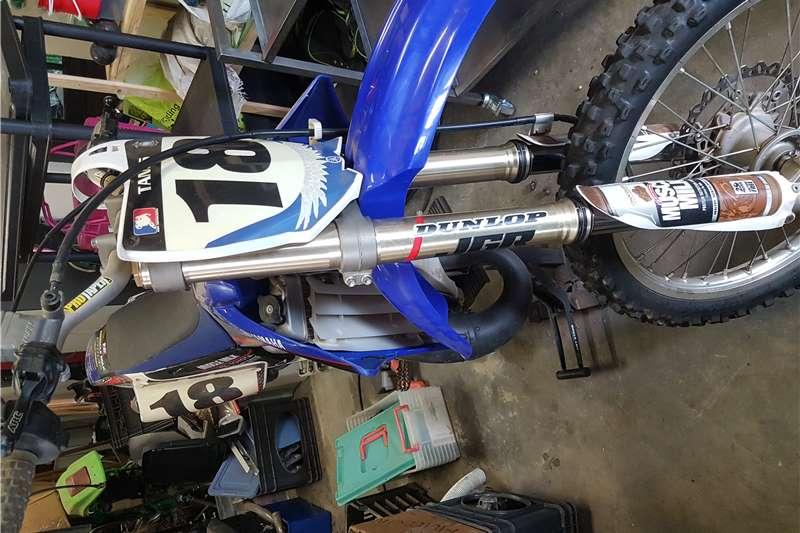Yamaha YZ125 2-Stroke 2011