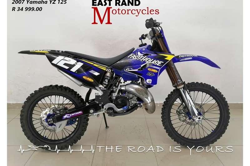 Yamaha YZ125 2007