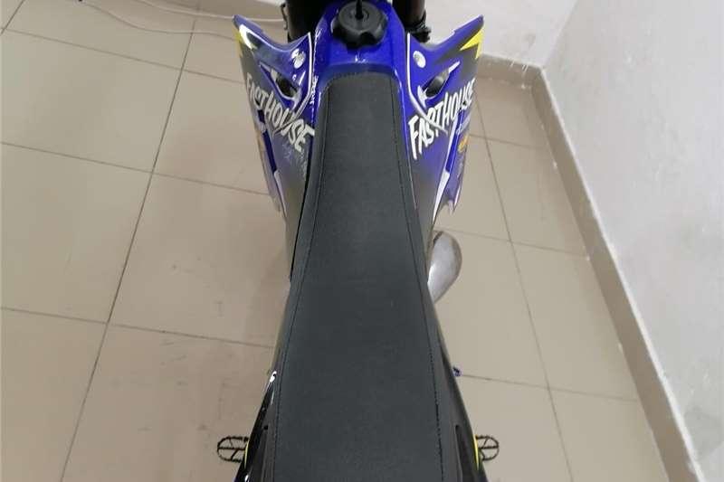 2007 Yamaha YZ125
