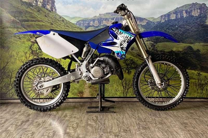 Yamaha YZ125 2009