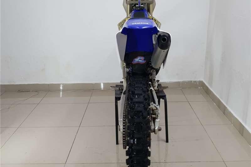 2012 Yamaha YZ125