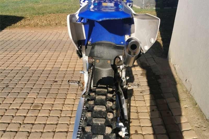 Used 2015 Yamaha YZ125