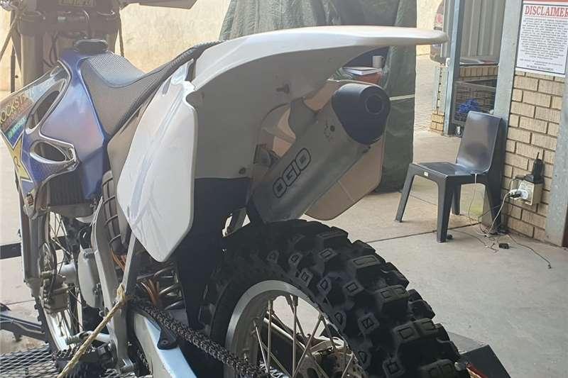 Used 0 Yamaha YZ125