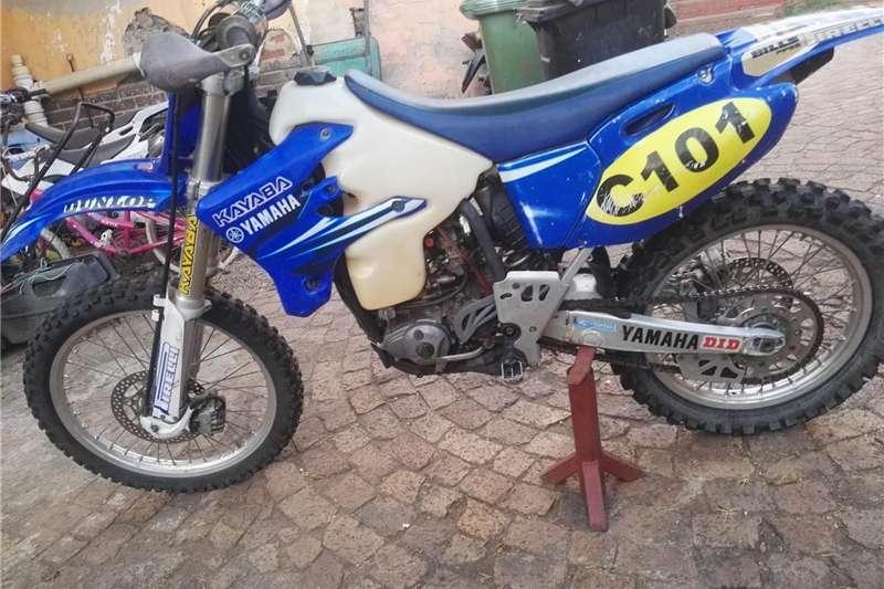 Yamaha YZ250 1998