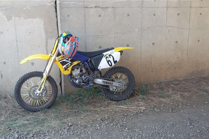 Yamaha YZ250 2005