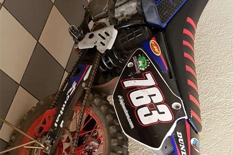 Used 2005 Yamaha YZ250