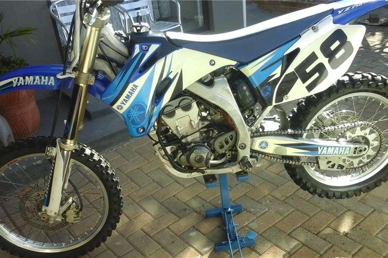 Yamaha YZ250 2006