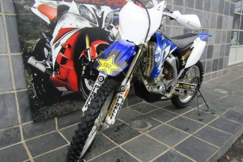 Yamaha YZ250 2007
