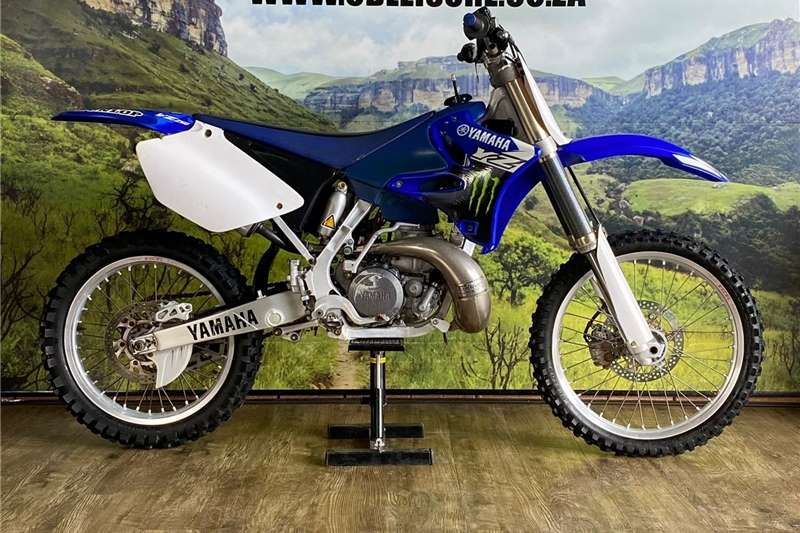 Used 2007 Yamaha YZ250