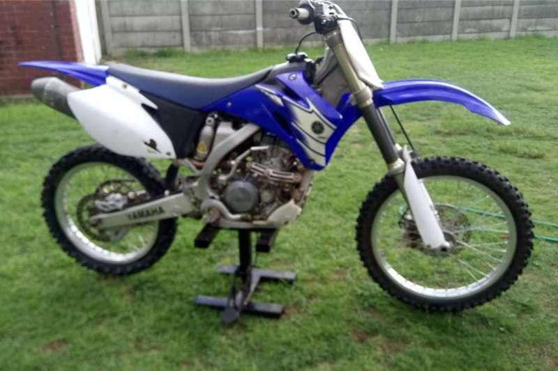 Used 2008 Yamaha YZ250