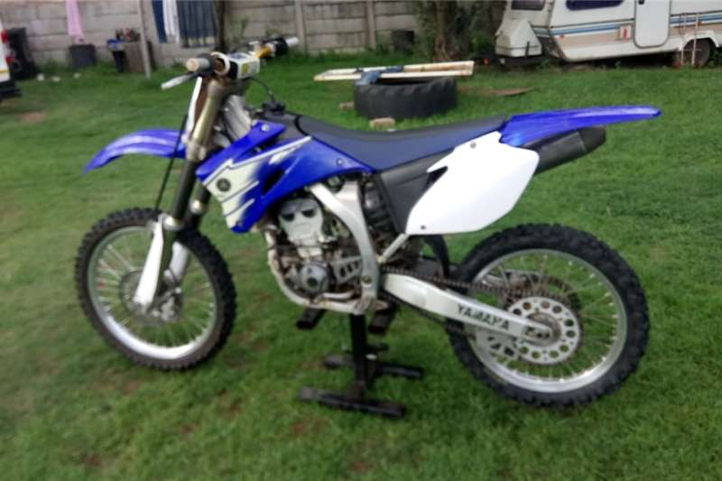 Yamaha YZ250 2008