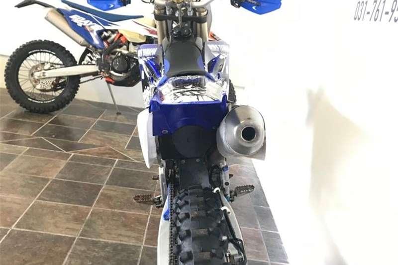 Yamaha YZ250 2010