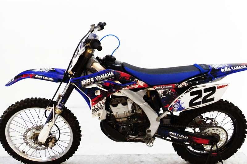 Used 2012 Yamaha YZ250