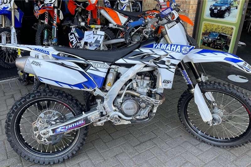 Used 2014 Yamaha YZ250