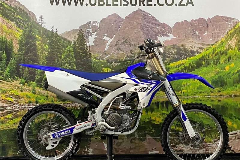 Used 2015 Yamaha YZ250