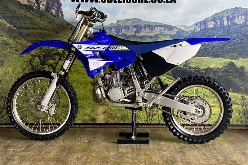Yamaha YZ250 2016