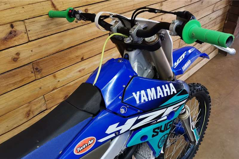 Used 2016 Yamaha YZ250