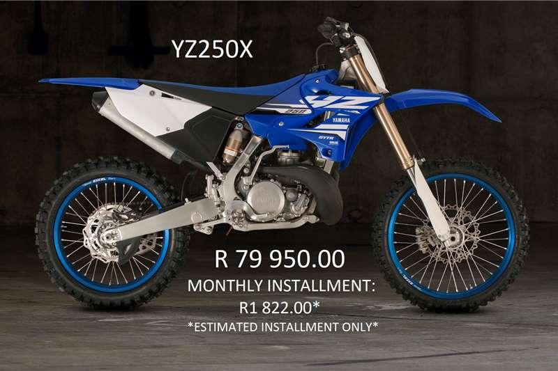 Yamaha YZ250 2018