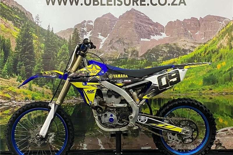 Used 2018 Yamaha YZ250