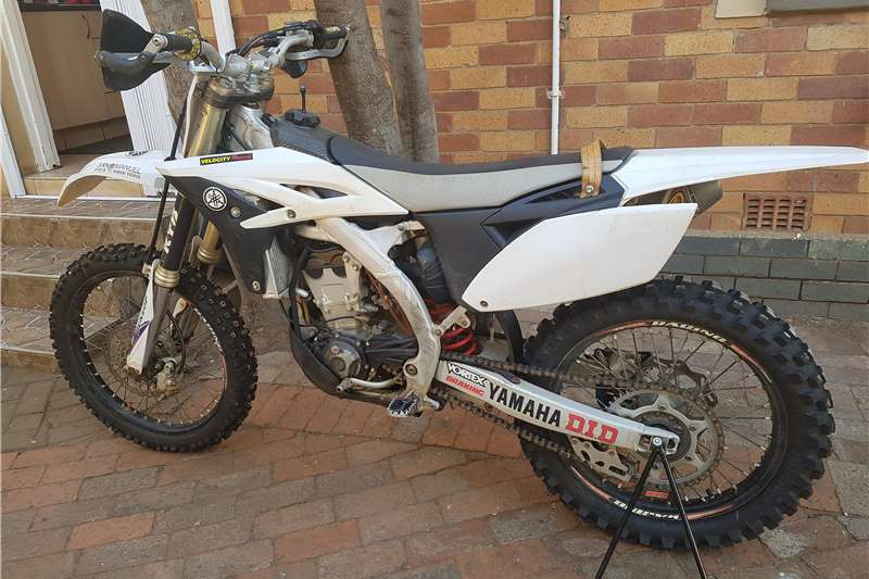 Yamaha YZ250 250F 2012