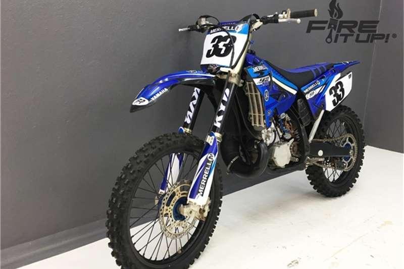 Yamaha YZ250 2T 2011