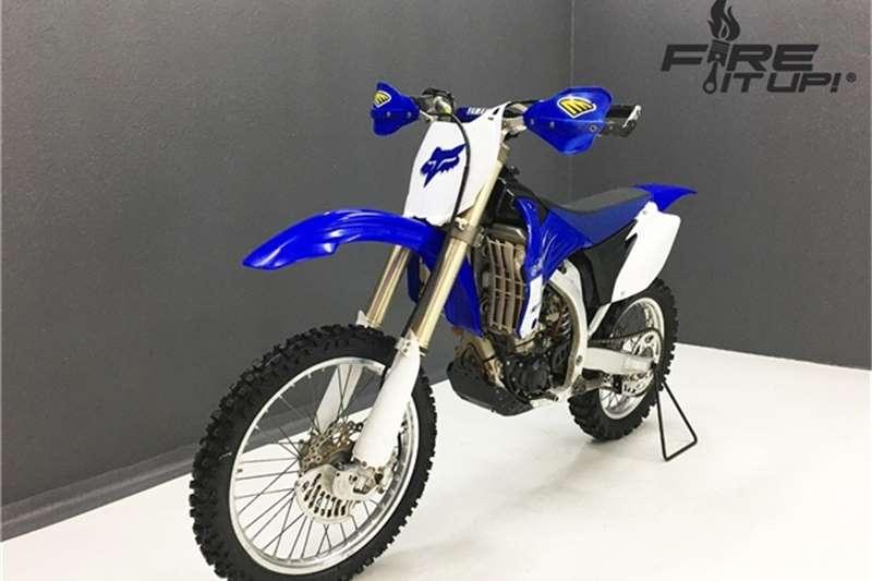 Yamaha YZ250 F 2010