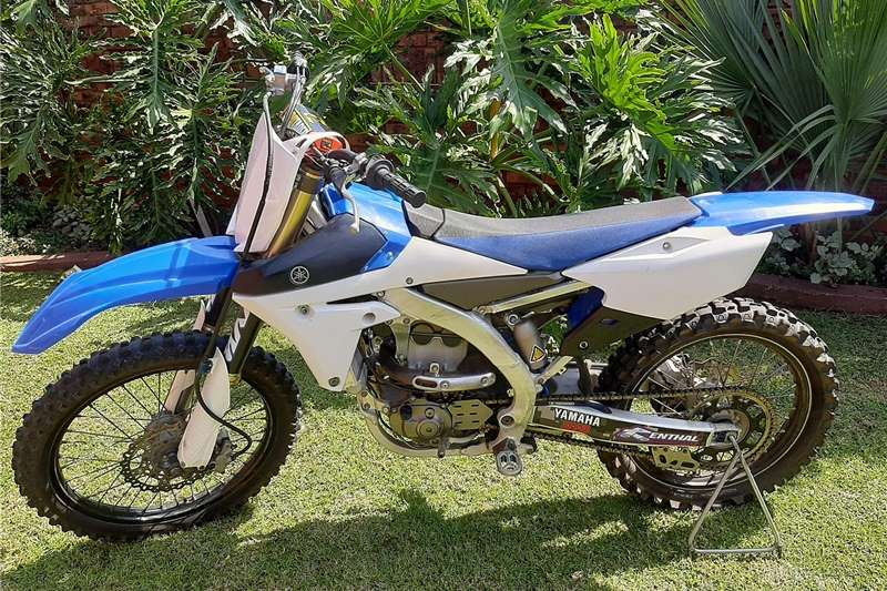 0 Yamaha YZ250
