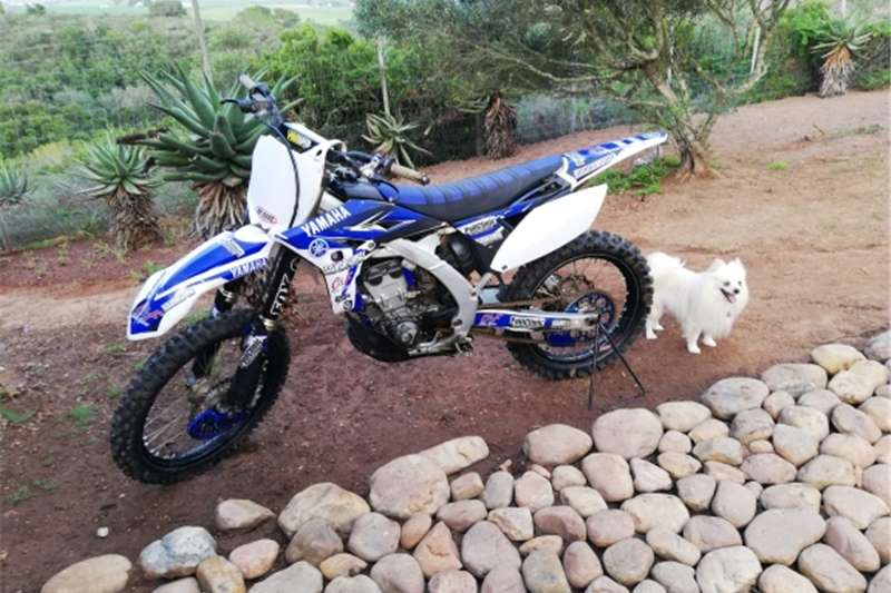 Yamaha YZ250 Yamaha 250 f loads of extras low end booster full 2012