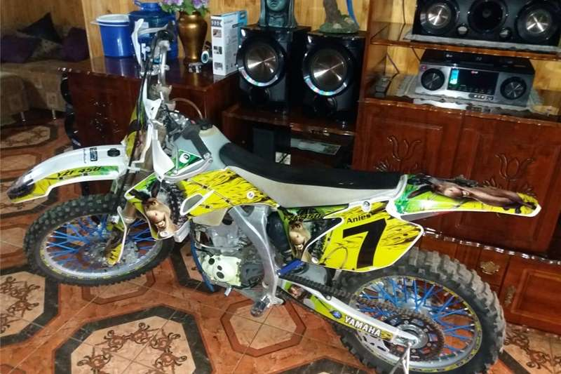 Yamaha YZ450F Motorcycles for sale in South Africa | Auto Mart