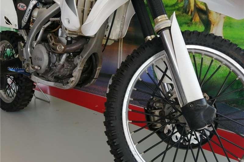 Yamaha YZ450F 2007