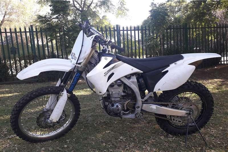 Used 2007 Yamaha YZ450F