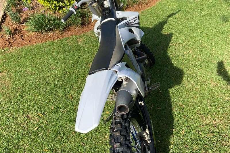 Yamaha YZ450F 2009