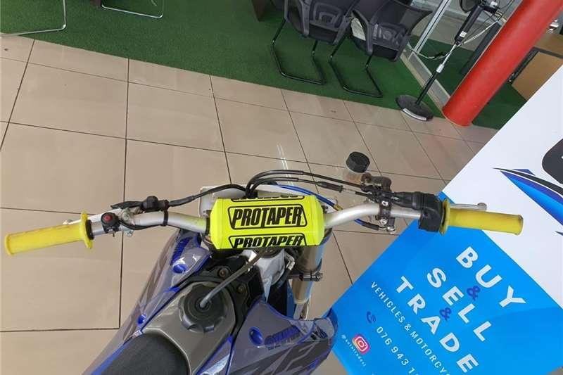 Yamaha YZ450F 2010