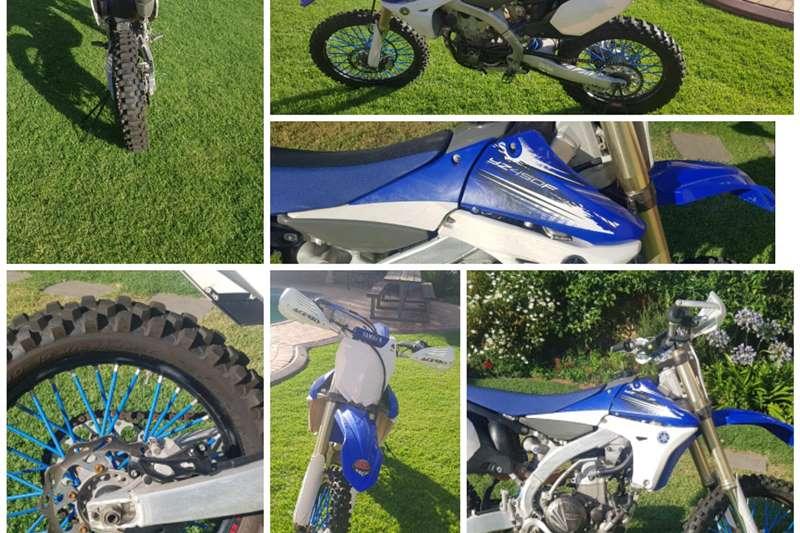 Yamaha YZ450F 2012