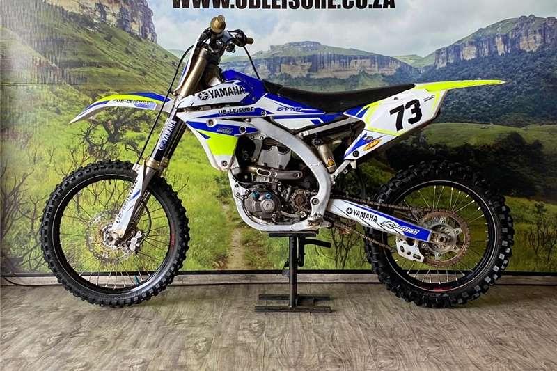 Yamaha YZ450F 2014