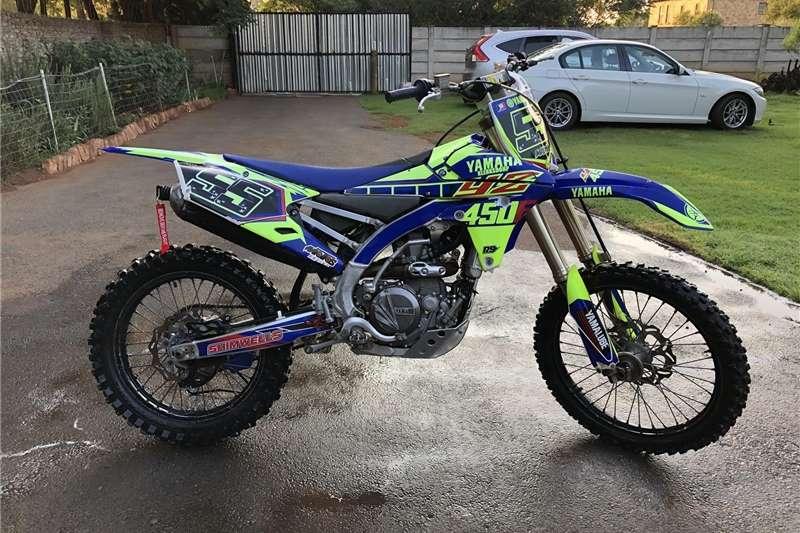 Used 2015 Yamaha YZ450F