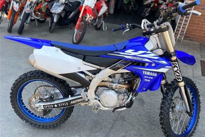 Used 2018 Yamaha YZ450F