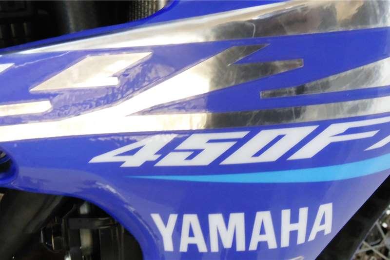 2019 Yamaha YZ450F
