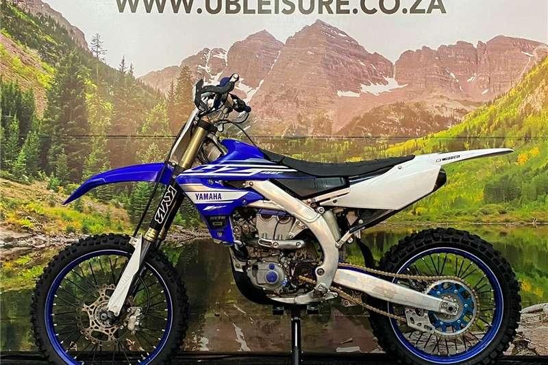 Used 2019 Yamaha YZ450F