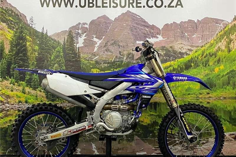 Used 2020 Yamaha YZ450F