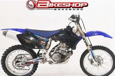 2008 Yamaha YZ450F
