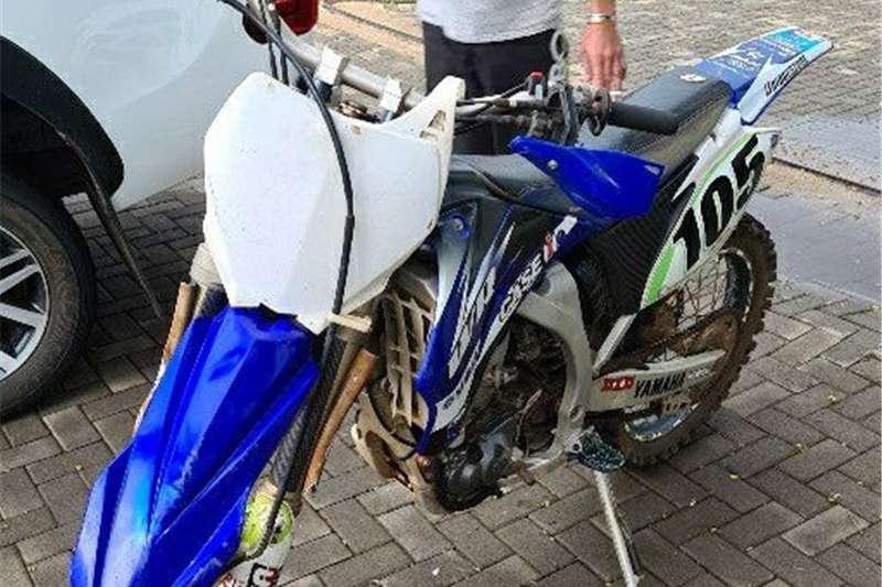 Used 0 Yamaha YZ450F