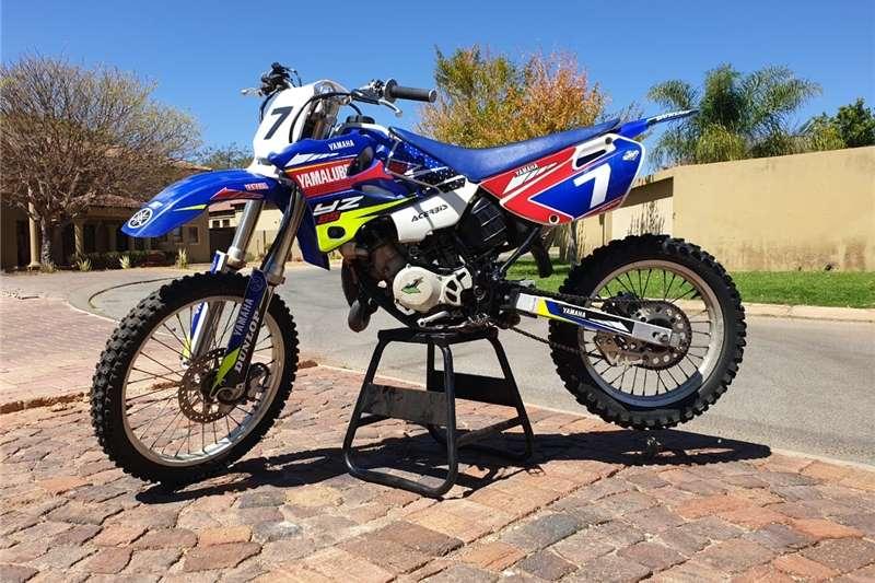Yamaha YZ85 2012