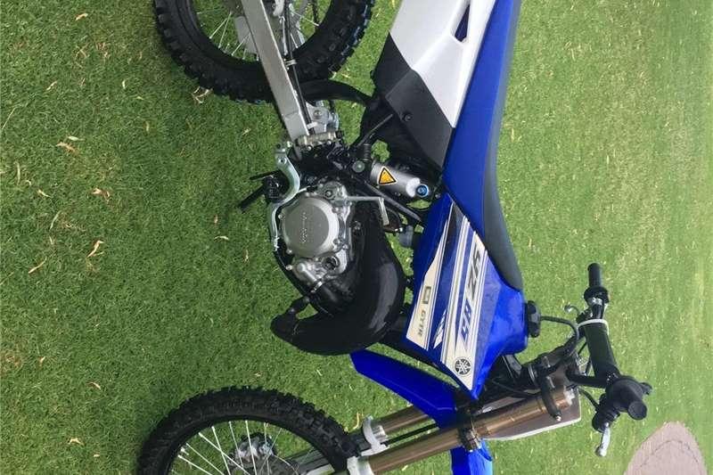 Yamaha YZ85 2016