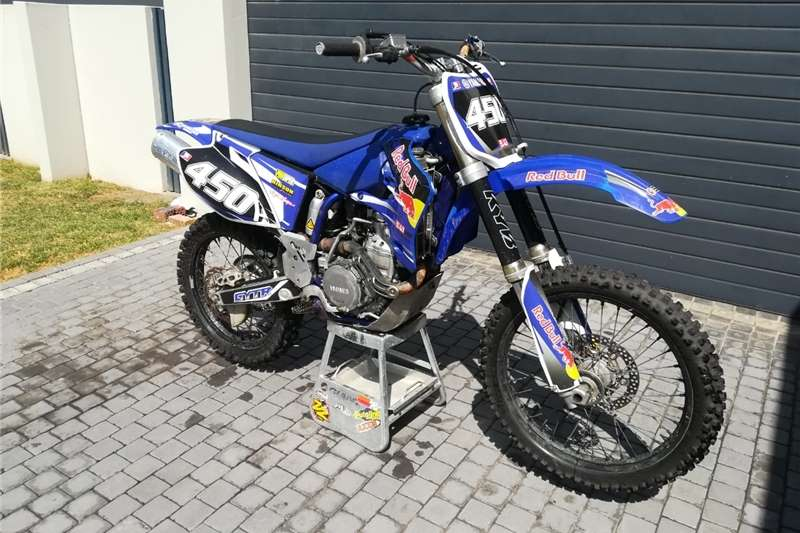 Yamaha YZF 2005