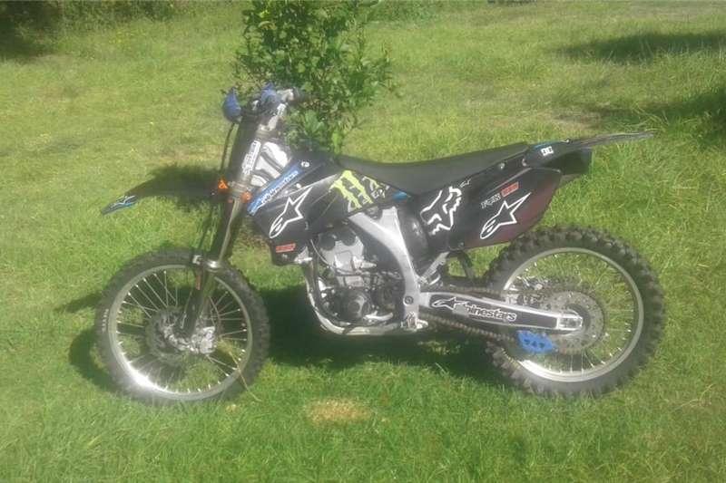 Yamaha YZF 2009