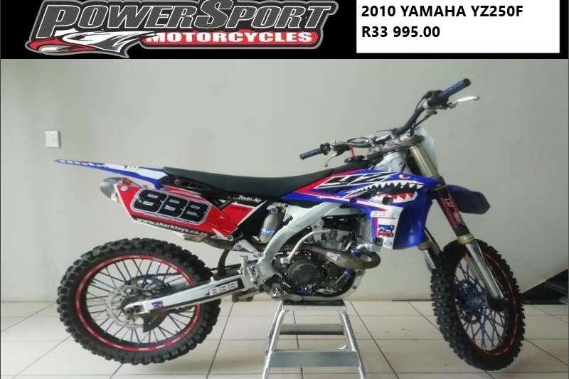 Yamaha YZF 2010