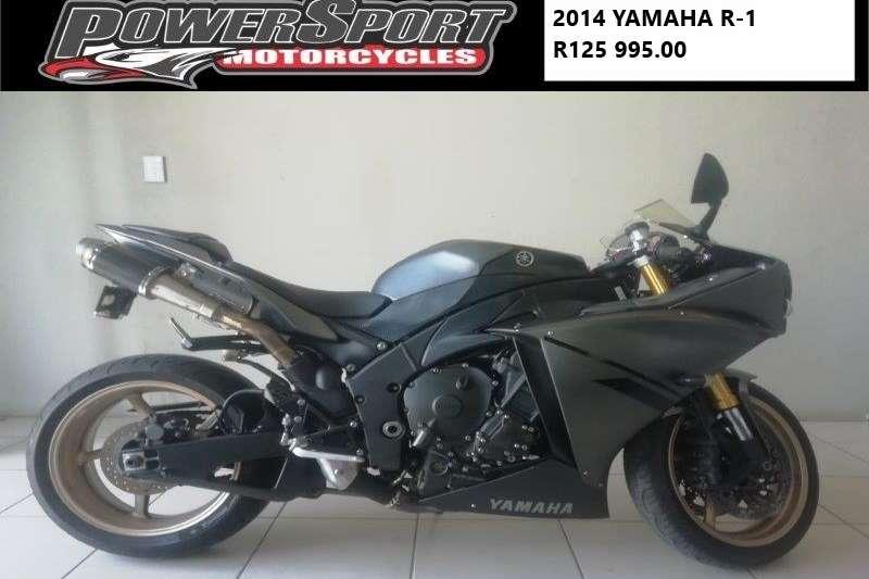 Yamaha YZF 2014