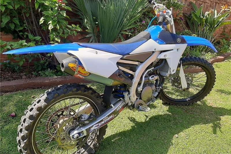 2014 Yamaha YZF