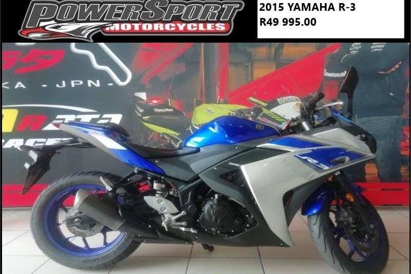 Yamaha YZF 2015